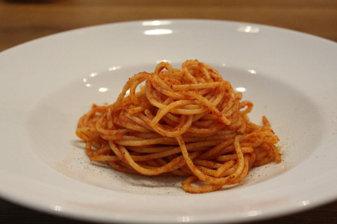 Spaghetti mit Tomatensauce - Die Schnelle