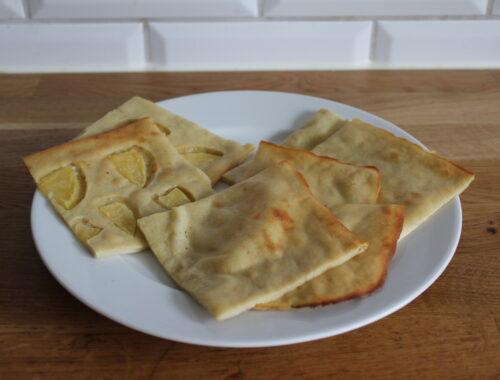 Ofen-Pfannkuchen